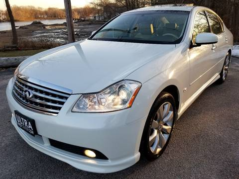2007 Infiniti M35 for sale at Ultra Auto Center in North Attleboro MA