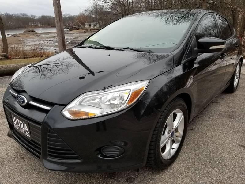 2013 Ford Focus for sale at Ultra Auto Center in North Attleboro MA