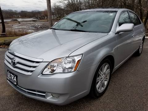 2007 Toyota Avalon for sale at Ultra Auto Center in North Attleboro MA