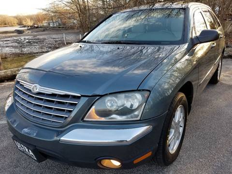 2005 Chrysler Pacifica for sale at Ultra Auto Center in North Attleboro MA
