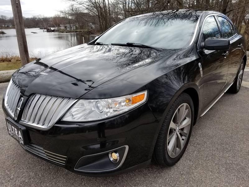 2009 Lincoln MKS for sale at Ultra Auto Center in North Attleboro MA