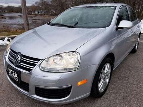 2007 Volkswagen Jetta for sale at Ultra Auto Center in North Attleboro MA