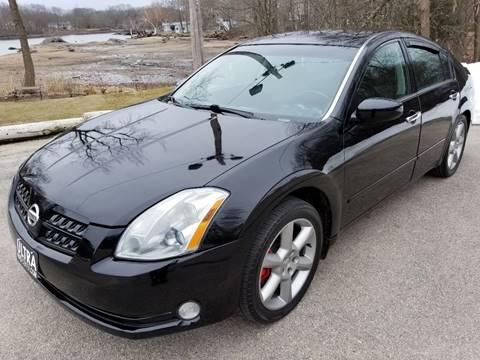 2004 Nissan Maxima for sale at Ultra Auto Center in North Attleboro MA