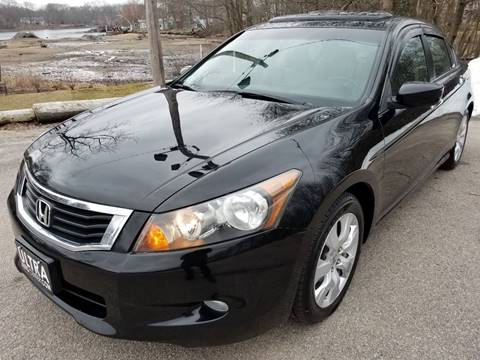 2009 Honda Accord for sale at Ultra Auto Center in North Attleboro MA