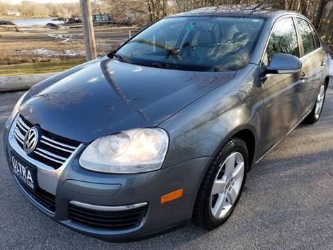 2009 Volkswagen Jetta for sale at Ultra Auto Center in North Attleboro MA
