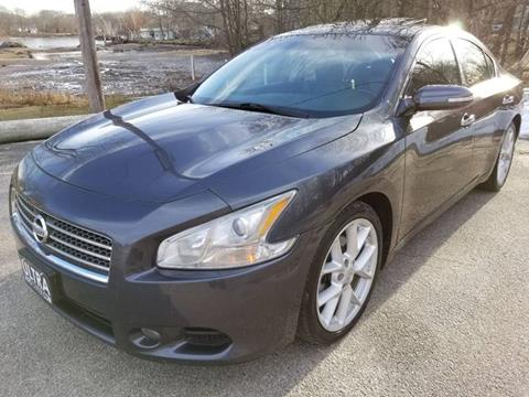 2010 Nissan Maxima for sale at Ultra Auto Center in North Attleboro MA