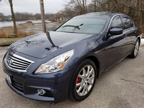 2011 Infiniti G37 Sedan for sale at Ultra Auto Center in North Attleboro MA