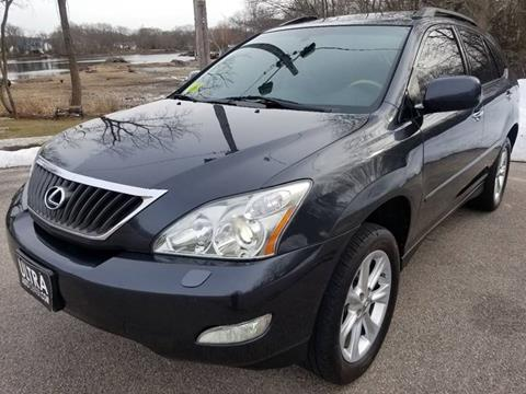 2009 Lexus RX 350 for sale at Ultra Auto Center in North Attleboro MA