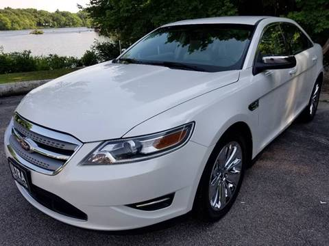 2010 Ford Taurus for sale at Ultra Auto Center in North Attleboro MA