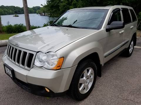 2008 Jeep Grand Cherokee for sale at Ultra Auto Center in North Attleboro MA