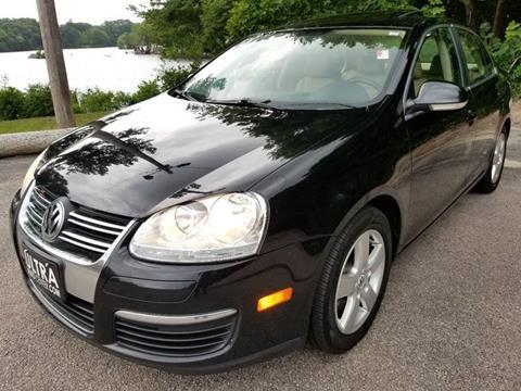 2008 Volkswagen Jetta for sale at Ultra Auto Center in North Attleboro MA