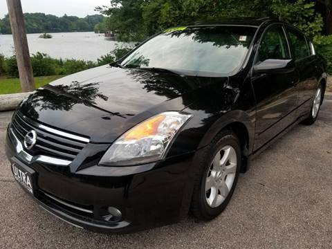 2009 Nissan Altima for sale at Ultra Auto Center in North Attleboro MA