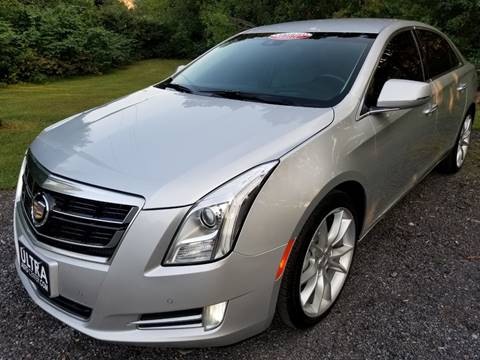 2014 Cadillac XTS for sale at Ultra Auto Center in North Attleboro MA
