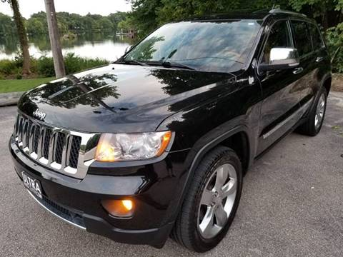 2011 Jeep Grand Cherokee for sale at Ultra Auto Center in North Attleboro MA