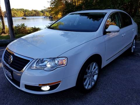 2010 Volkswagen Passat for sale at Ultra Auto Center in North Attleboro MA