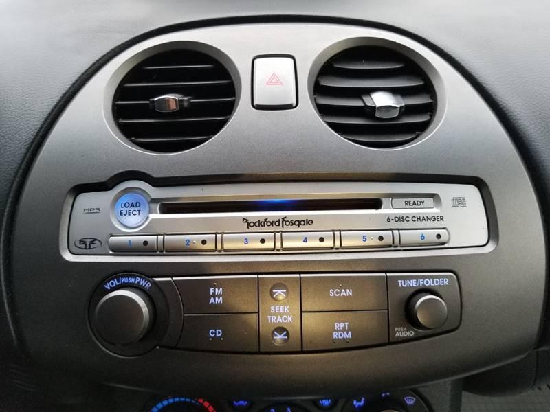 2007 Mitsubishi Eclipse Gs 2dr Hatchback 24l I4 5m In North Rhultraautocenter: 2007 Mitsubishi Eclipse Hatchback Radio At Gmaili.net