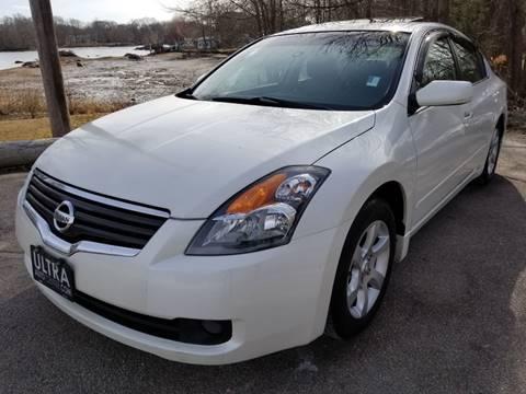2009 Nissan Altima for sale at Ultra Auto Center in North Attleboro MA
