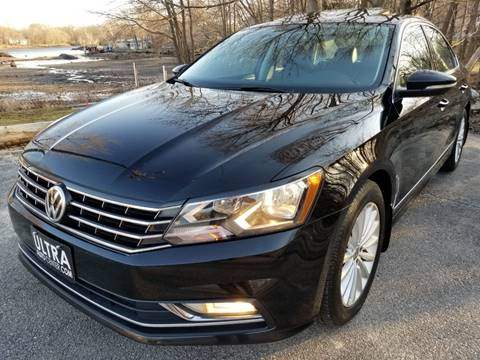 2016 Volkswagen Passat for sale at Ultra Auto Center in North Attleboro MA