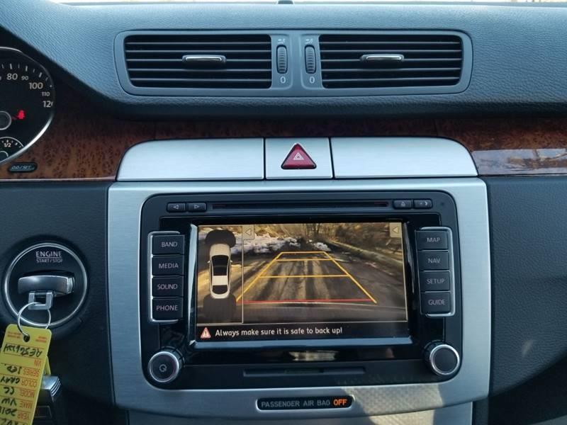 2010 Volkswagen Cc AWD VR6 4Motion 4dr Sedan In North Attleboro MA