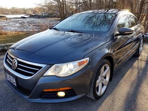 2010 Volkswagen CC for sale at Ultra Auto Center in North Attleboro MA