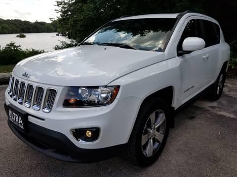2016 Jeep Compass for sale at Ultra Auto Center in North Attleboro MA