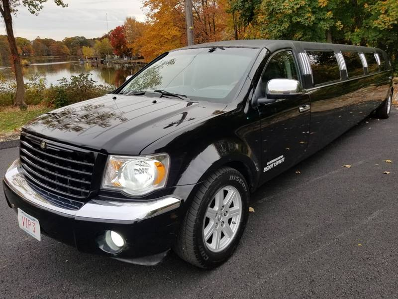 2007 Chrysler Aspen for sale at Ultra Auto Center in North Attleboro MA