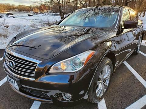 2012 Infiniti M37 for sale at Ultra Auto Center in North Attleboro MA