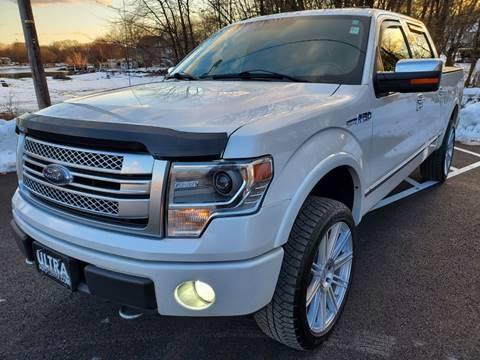 2013 Ford F-150 for sale at Ultra Auto Center in North Attleboro MA