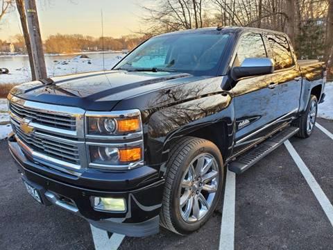 2014 Chevrolet Silverado 1500 for sale at Ultra Auto Center in North Attleboro MA