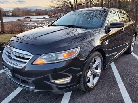 2010 Ford Taurus for sale at Ultra Auto Center in North Attleboro MA