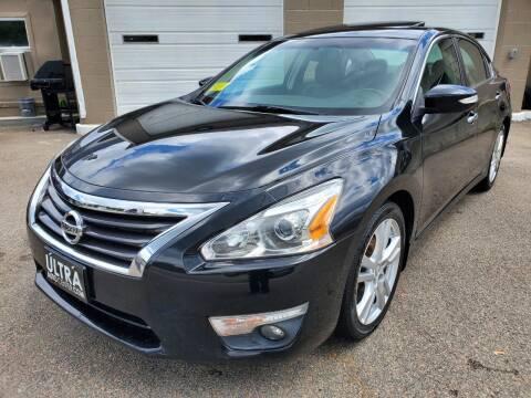 2013 Nissan Altima for sale at Ultra Auto Center in North Attleboro MA