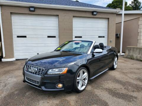 2010 Audi S5 for sale at Ultra Auto Center in North Attleboro MA