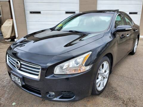 2013 Nissan Maxima for sale at Ultra Auto Center in North Attleboro MA