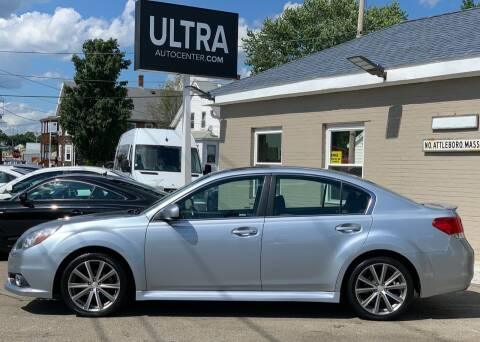 2013 Subaru Legacy for sale at Ultra Auto Center in North Attleboro MA