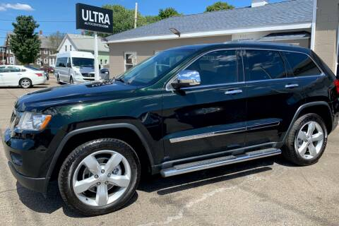 2013 Jeep Grand Cherokee for sale at Ultra Auto Center in North Attleboro MA