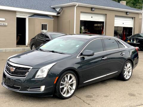 2016 Cadillac XTS for sale at Ultra Auto Center in North Attleboro MA