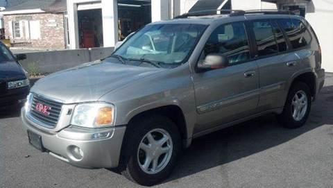 2002 GMC Envoy for sale at Ultra Auto Center in North Attleboro MA