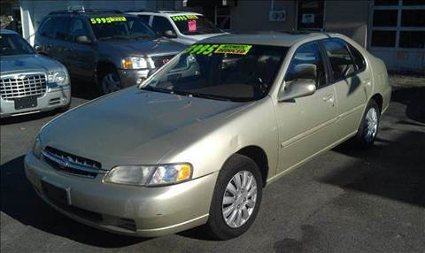 1998 Nissan Altima for sale at Ultra Auto Center in North Attleboro MA