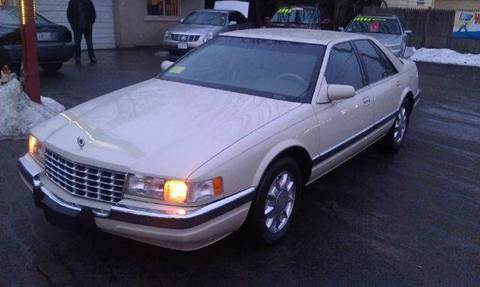 1997 Cadillac Seville for sale at Ultra Auto Center in North Attleboro MA