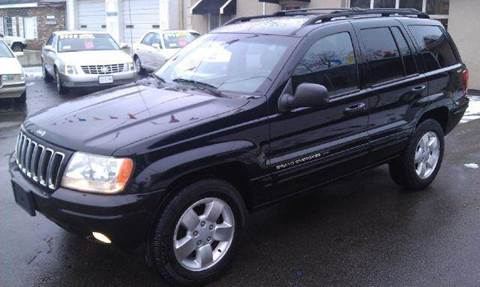 2001 Jeep Grand Cherokee for sale at Ultra Auto Center in North Attleboro MA