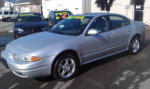 2001 Oldsmobile Alero for sale at Ultra Auto Center in North Attleboro MA