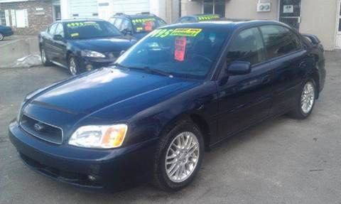 2003 Subaru Legacy for sale at Ultra Auto Center in North Attleboro MA