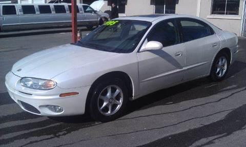 2001 Oldsmobile Aurora for sale at Ultra Auto Center in North Attleboro MA