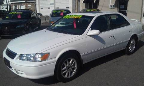 2000 Toyota Camry for sale at Ultra Auto Center in North Attleboro MA