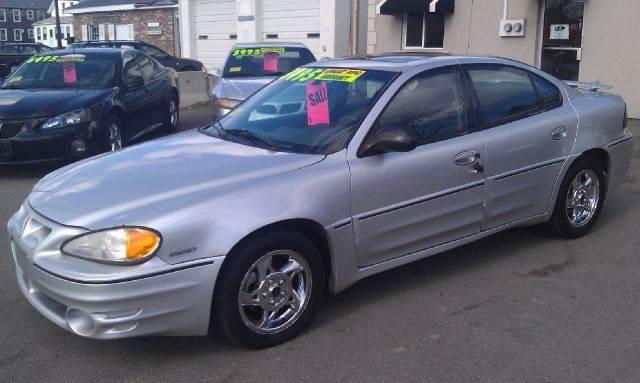 2002 Pontiac Grand Am for sale at Ultra Auto Center in North Attleboro MA