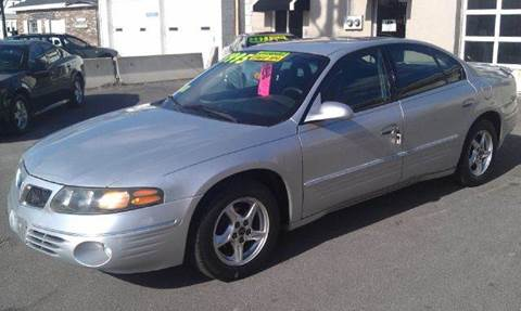 2000 Pontiac Bonneville for sale at Ultra Auto Center in North Attleboro MA