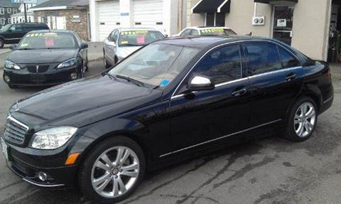 2008 Mercedes-Benz C-Class for sale at Ultra Auto Center in North Attleboro MA