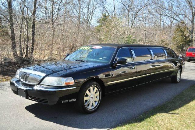 2003 Lincoln Town Car Limousine In North Attleboro Ma Ultra Auto
