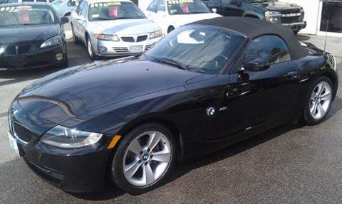 2006 BMW Z4 for sale at Ultra Auto Center in North Attleboro MA