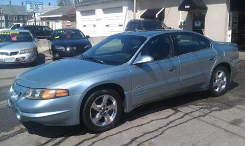 2003 Pontiac Bonneville for sale at Ultra Auto Center in North Attleboro MA